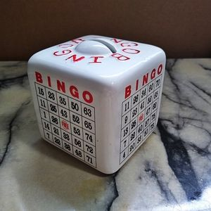 Lego Ceramic Piggy Bank
